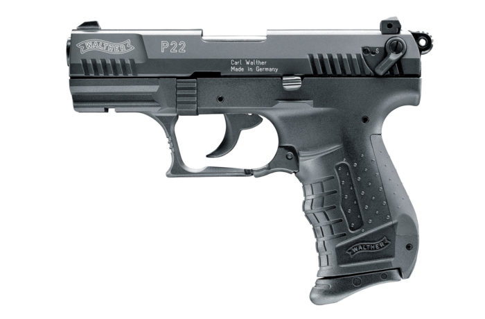 Walther P22 Black 9mmPAK