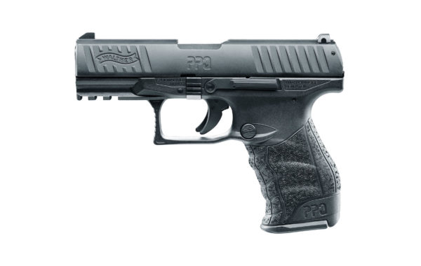 Walther PPQ Black 9mmLuger
