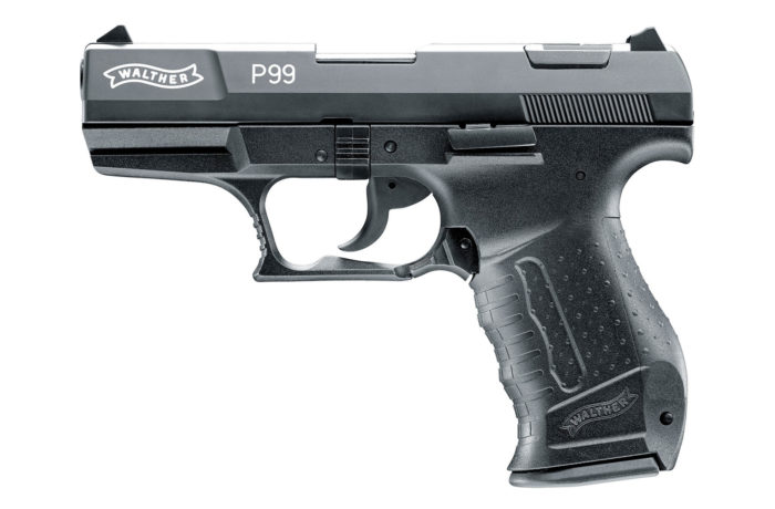 Walther P99 Black 9mmPAK