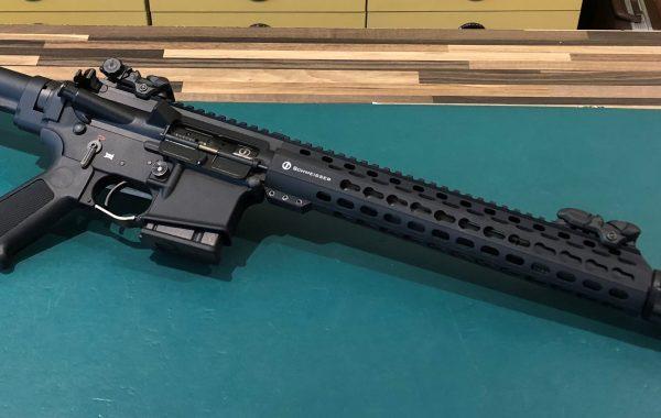 Schmeisser AR-15 .300AAC Blackout