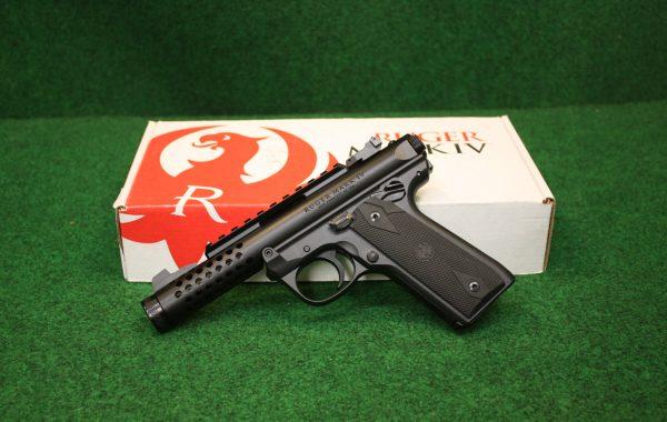 Pistole Ruger Mark IV Lite, .22lfb