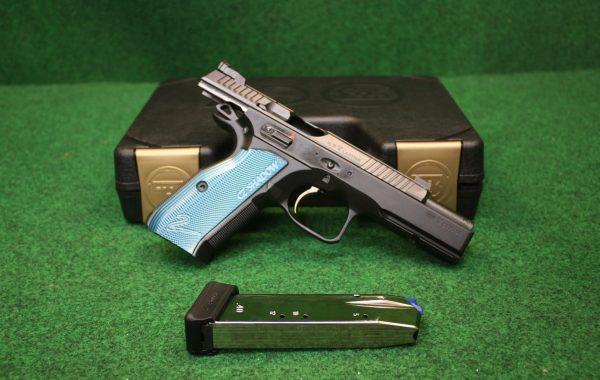 Pistole CZ Shadow 2, 9mm Luger