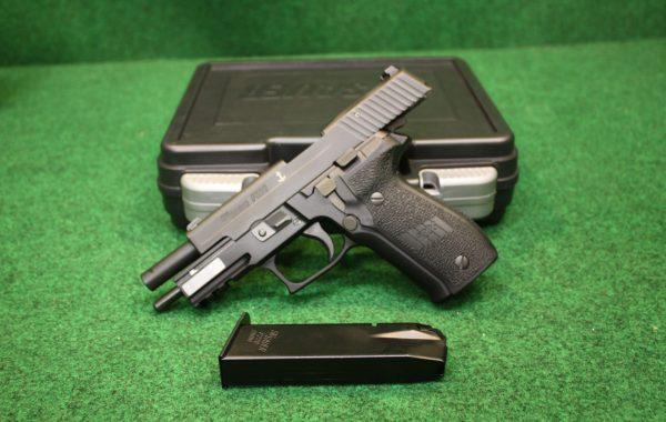 Pistole SigSauer P226MK25, 9mm Luger