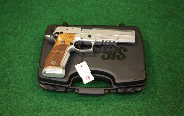 Pistole SigSauer X-Six classic, 9mmLuger
