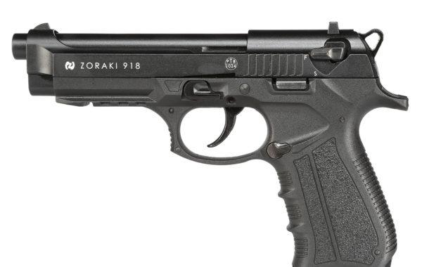 Zoraki 918 Black 9mmPAK